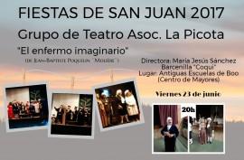 El Grupo de teatro de la Asociación ...