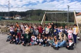 Alumnos del Colegio Público Estela de ...
