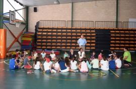 300 niños  de Piélagos han ...