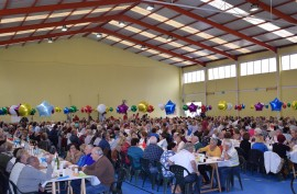 Cerca de 600  vecinos de Piélagos, ...