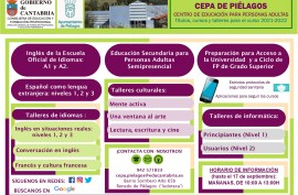 El CEPA de Piélagos abre la matrícula ...