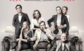 La comedia dramática 'The party', ...