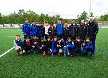 El equipo Infantil C de la Escuela ...