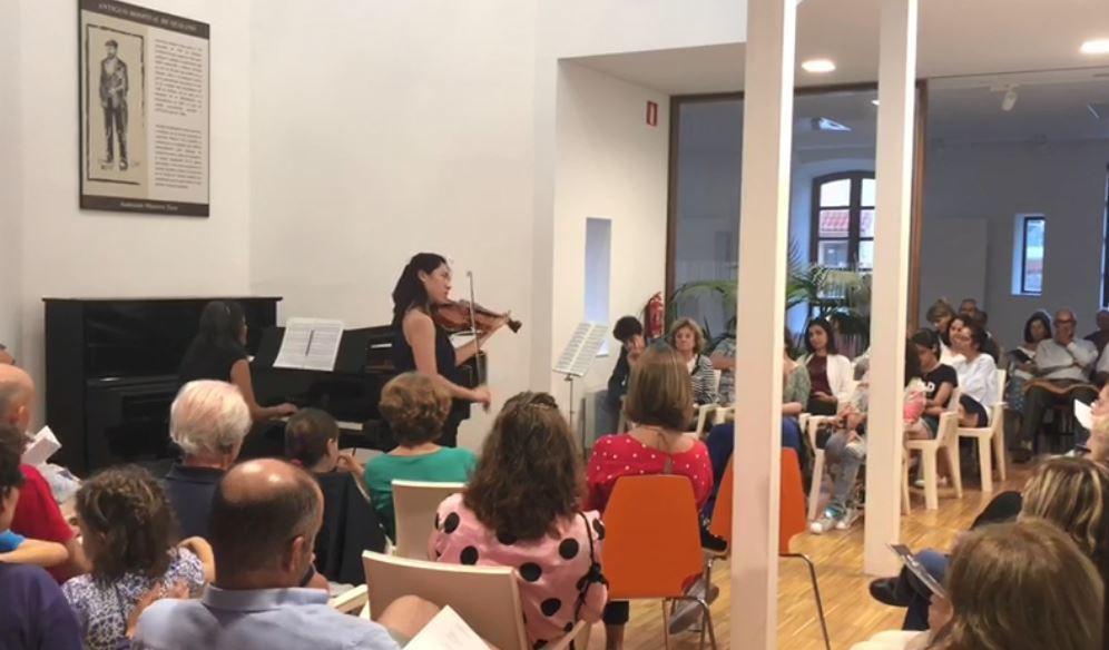 El Encuentro de Santander Música y Academia recala en Piélagos